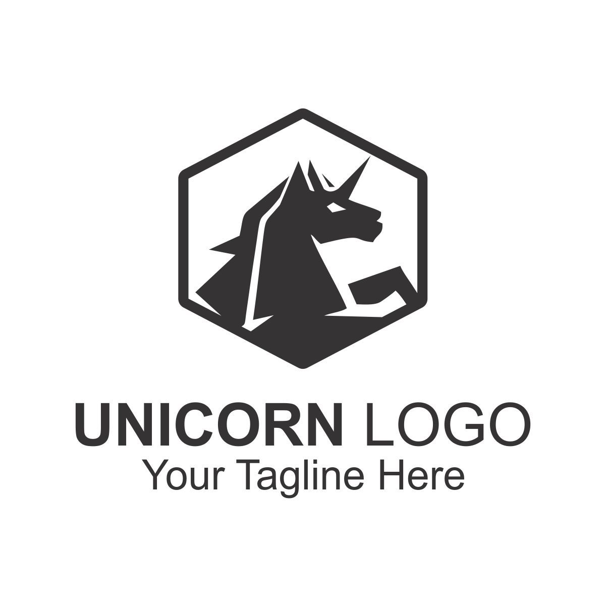 Unicorn Logo Screenshot 1