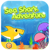 Sea Shark Adventure - Buildbox Template