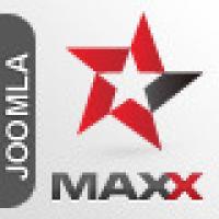 Maxx - Responsive Creative Joomla Template