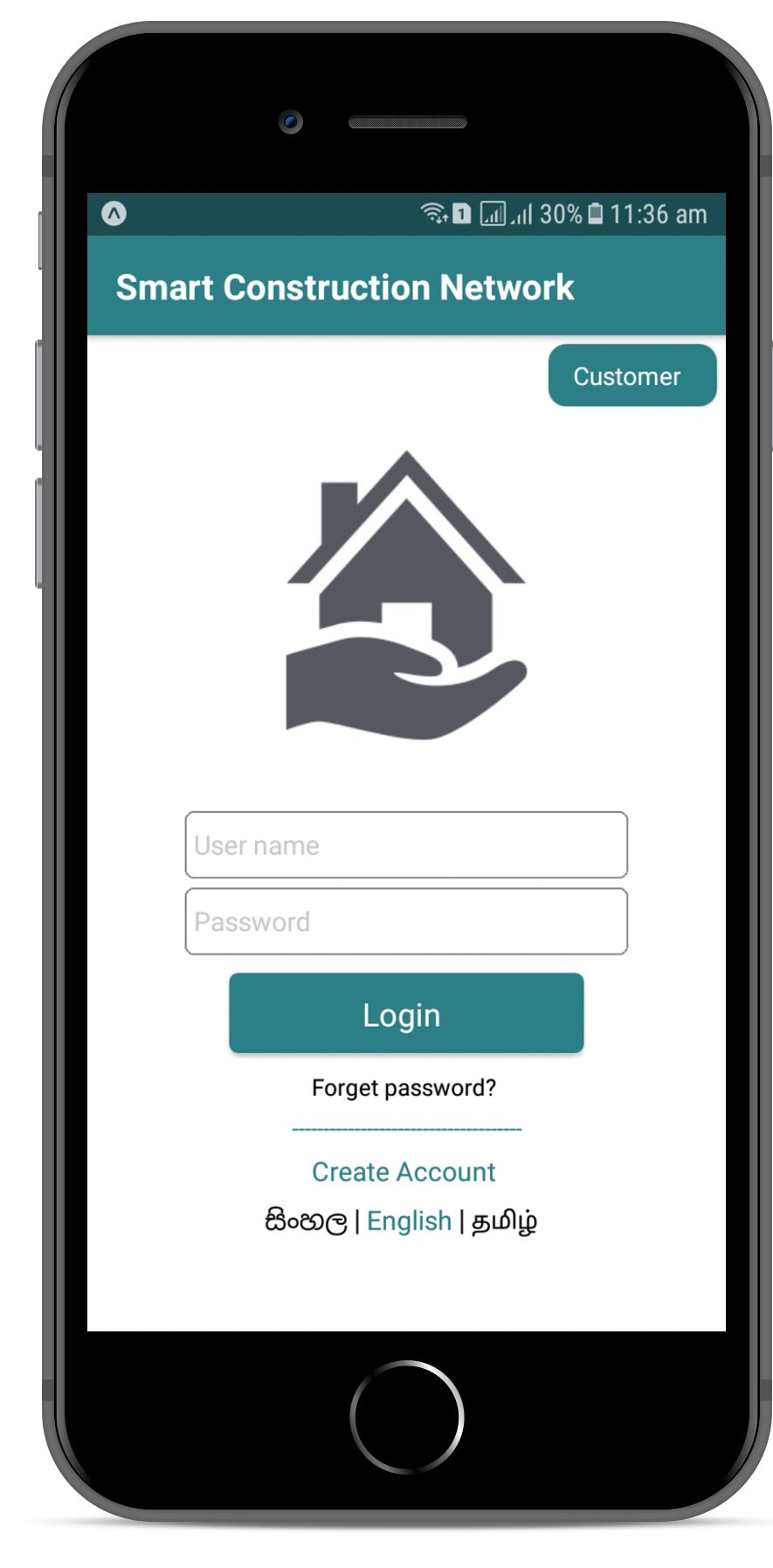 Smart Construction - React App Template