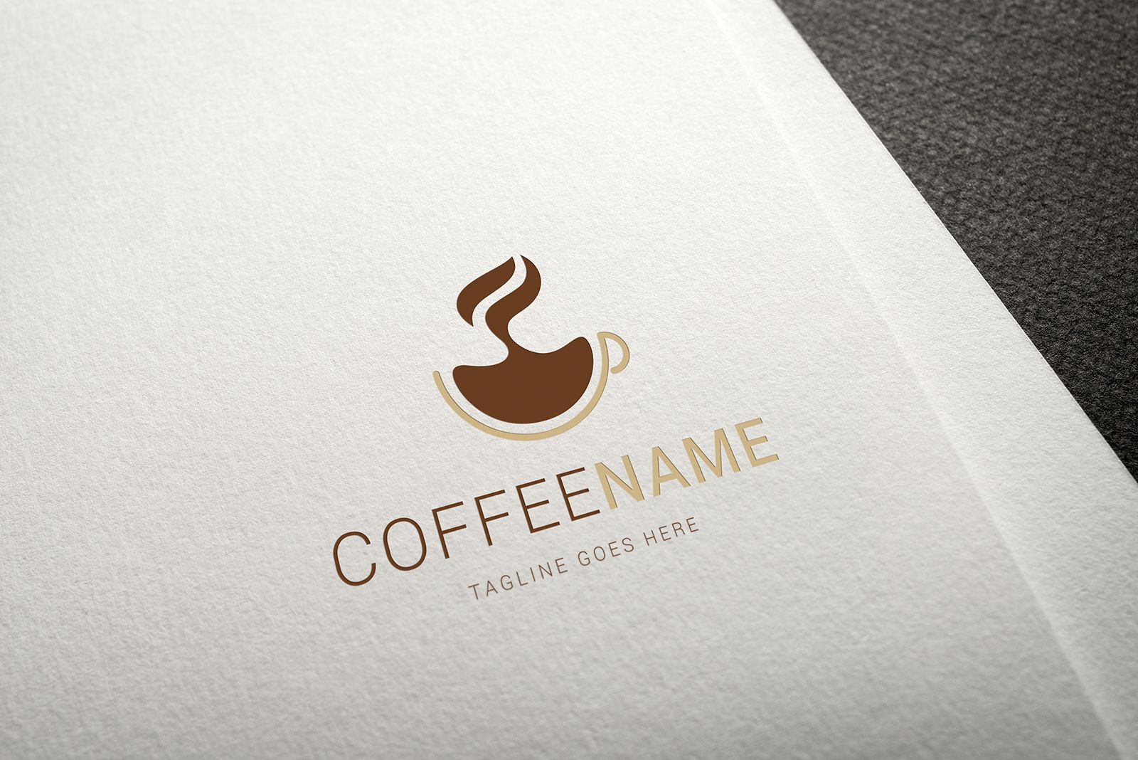 Coffee Logo Template Screenshot 2