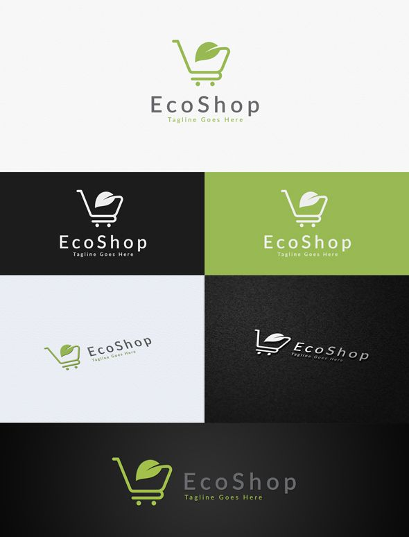 Eco Shop Screenshot 1