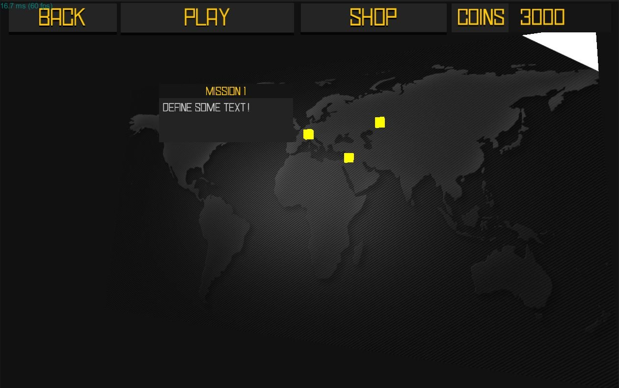 Air Defender - Unity Game Source Code Screenshot 3