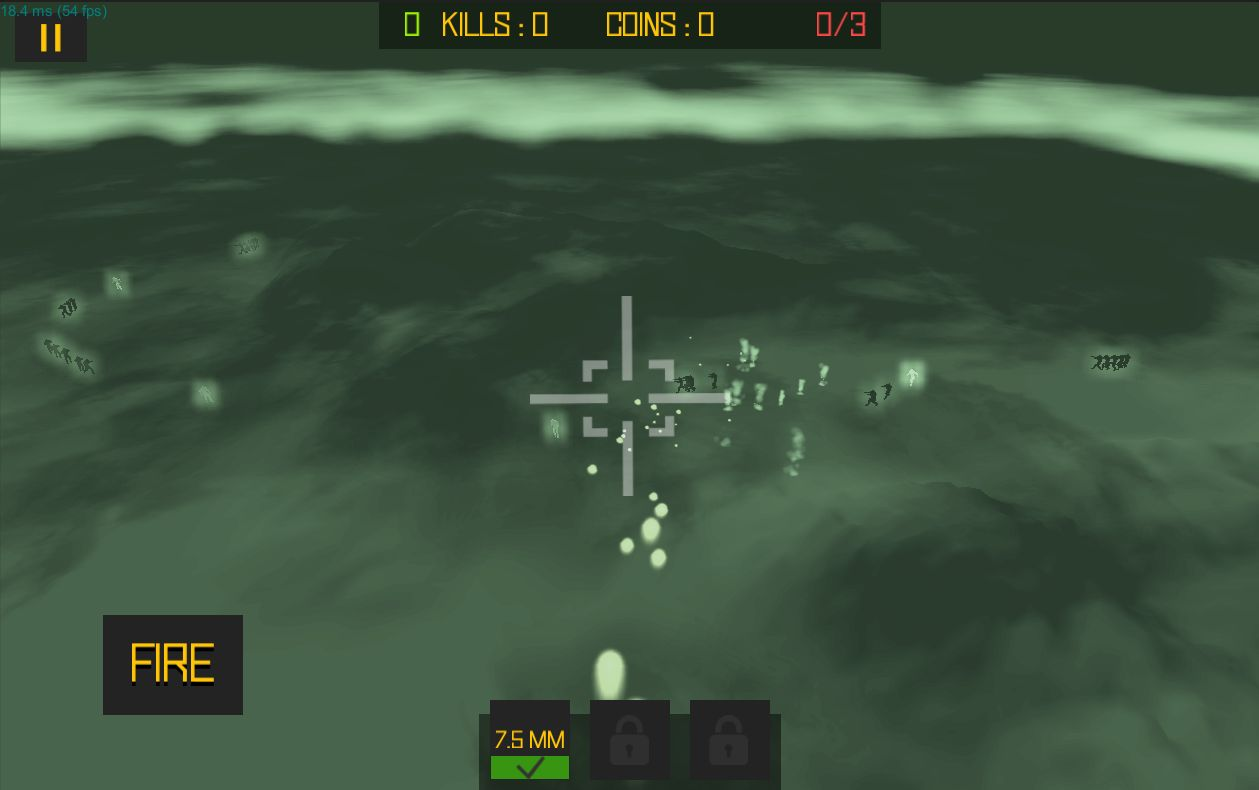 Air Defender - Unity Game Source Code Screenshot 4