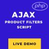 Ajax Products Filter Script