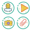 13-colorful-and-simple-icons