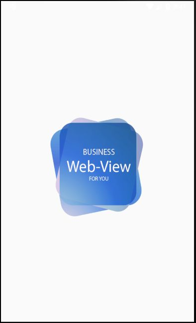 Web View - Android App Template Screenshot 1