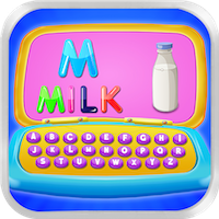 Funny Kids Computer - Android Source Code