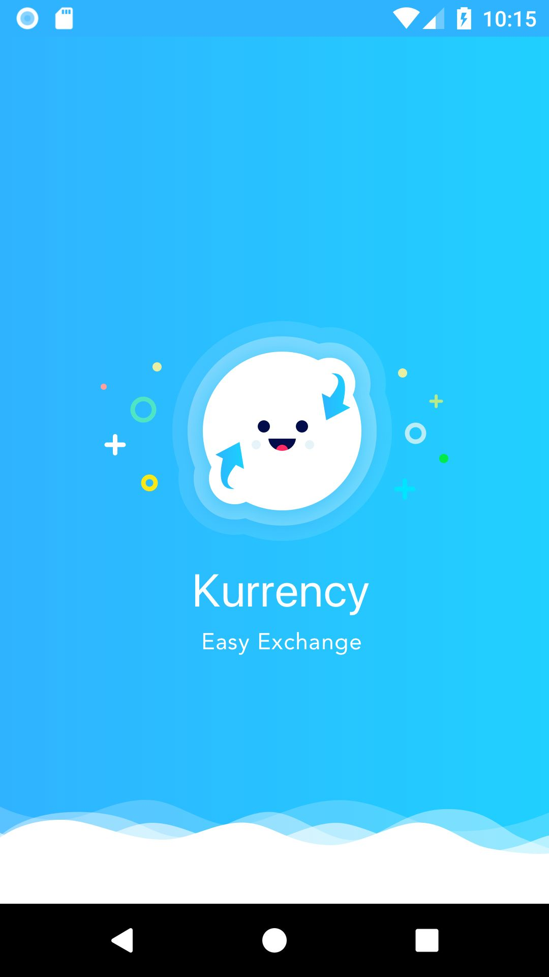Kurrency - Currency Converter Android Template Screenshot 1