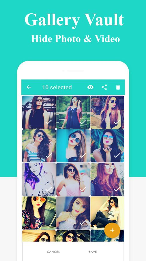 Gallery Vault - Hide Photo Android App Template Screenshot 3