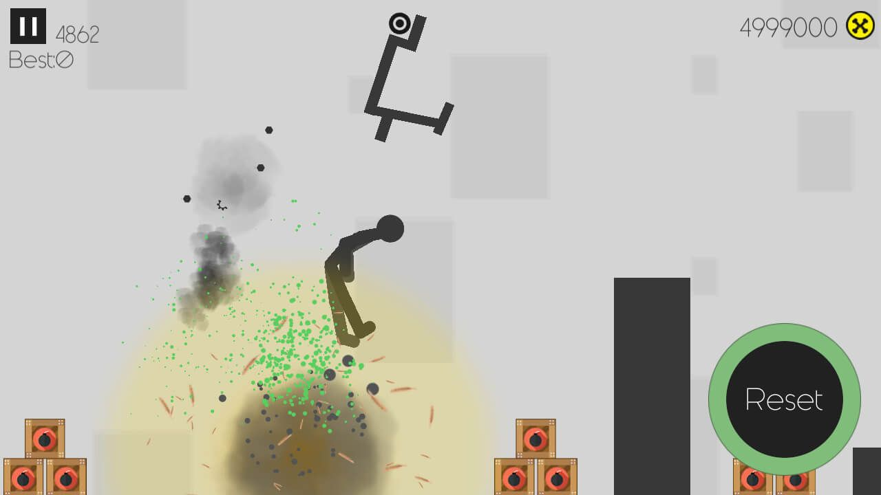 Stickman Turbo Dismounting - Unity Project Screenshot 5