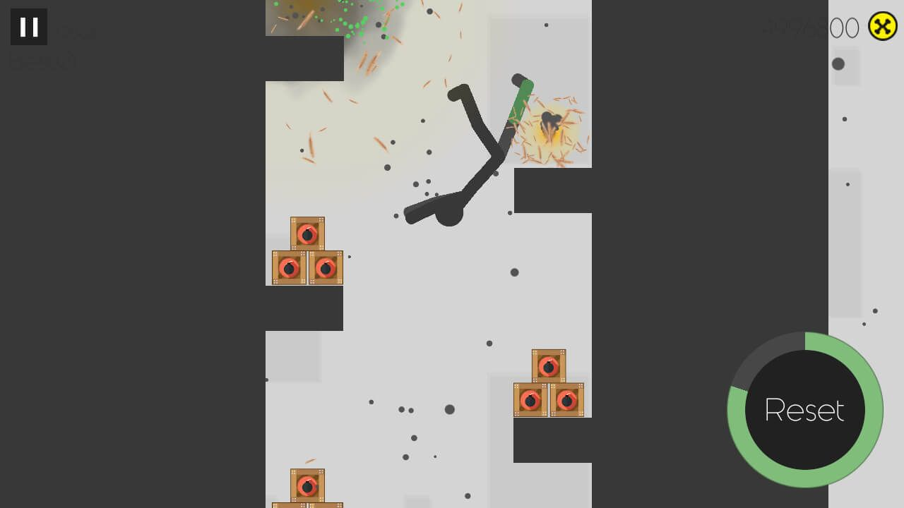 Stickman Turbo Dismounting - Unity Project Screenshot 6