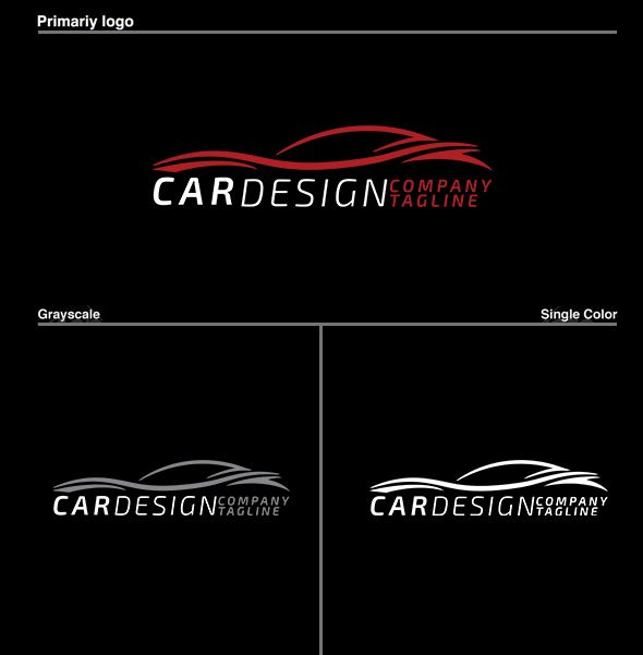 Car Line Logo Design Screenshot 2