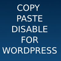 Content Copy Disable Wordpress Plugin