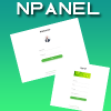 npanel-login-system-php-mysql