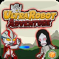 UltraRobot Adventure - Buildbox Template