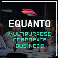 Equanto - Multipurpose WordPress Theme