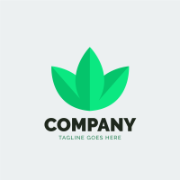 Gardening Logo Template