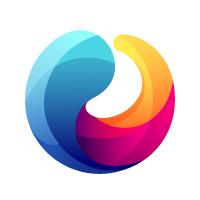 Colourful Circle Logo