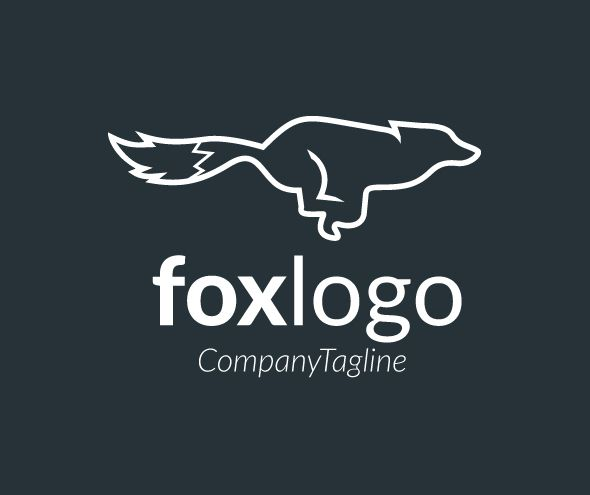 Fox Logo Concept Screenshot 1