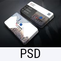 Modern & Clean Business Card
