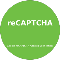 reCAPTCHA Android Verification - Android Studio