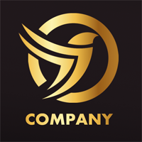 Golden Bird Logo