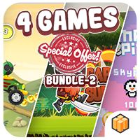 Mega Bundle 4 Buildbox Games Part 2