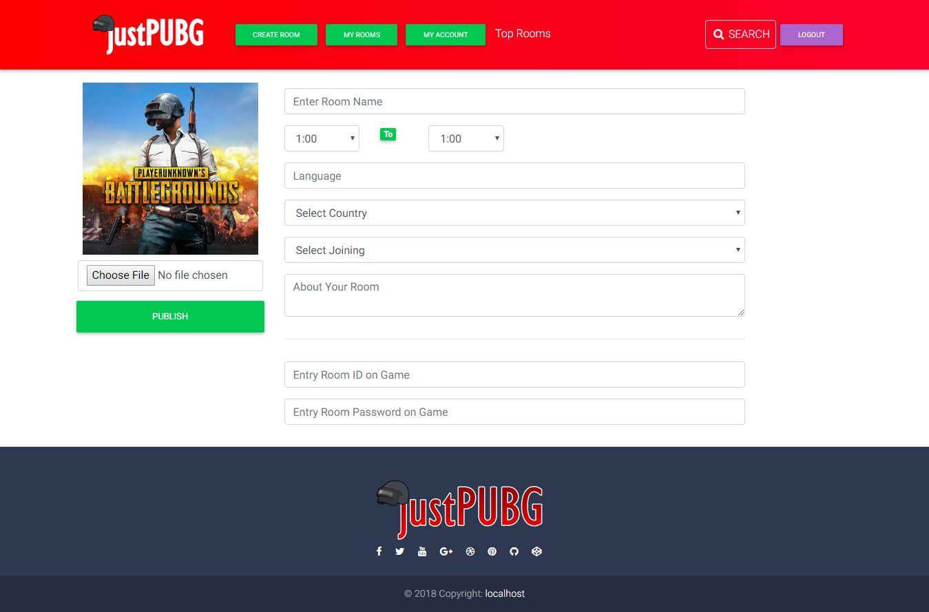 pubg online game website